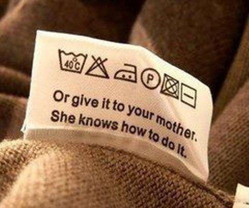 Tout savoir sur les étiquettes de vêtements