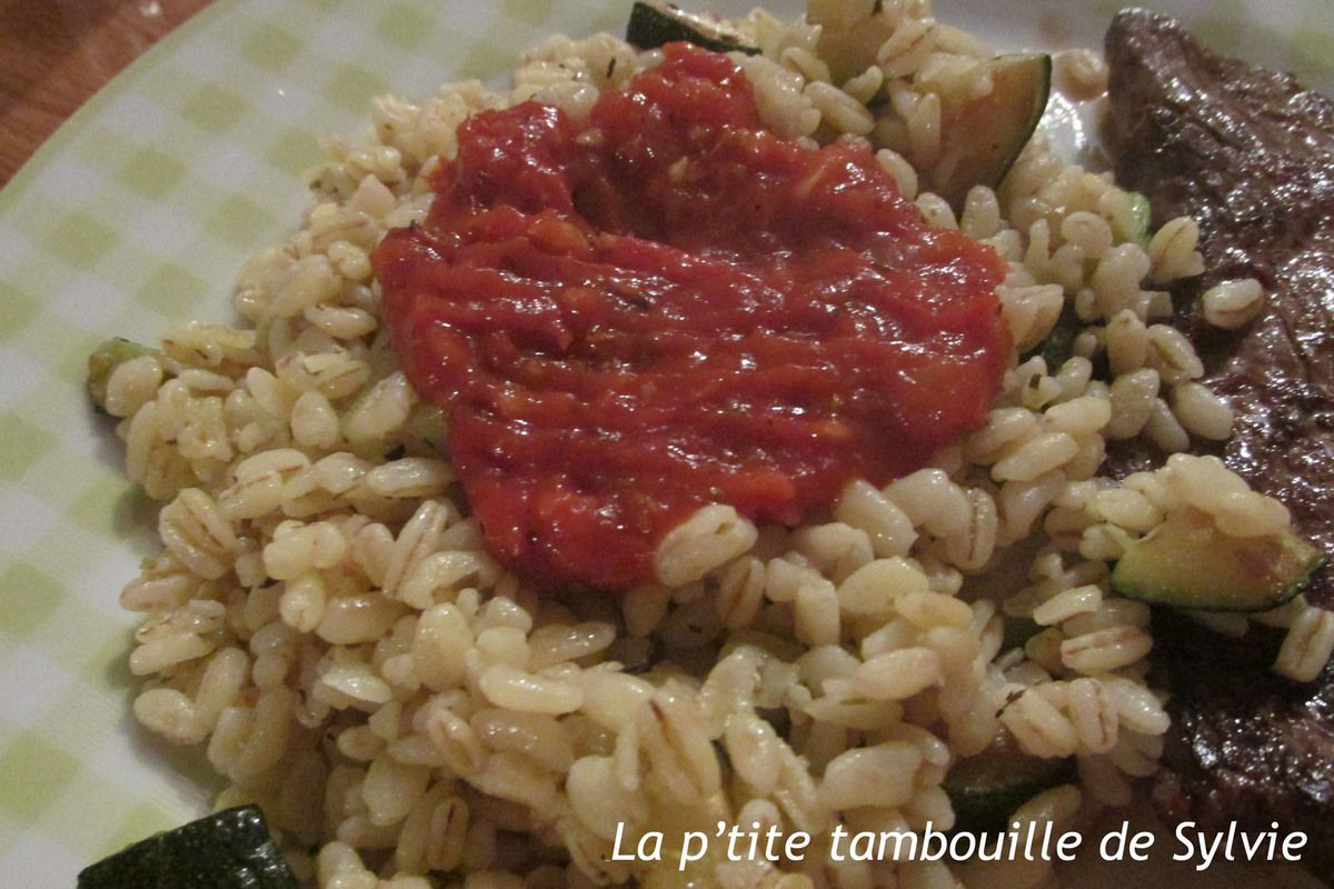 SAUCE TOMATE ANTI-GASPILLAGE AU COOK'IN