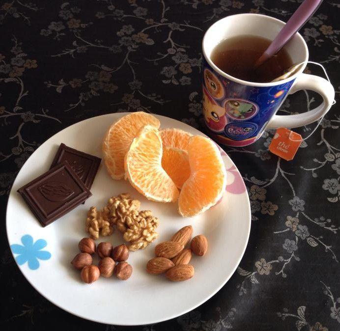 Mon rééquilibrage alimentaire - La Chrono-nutrition