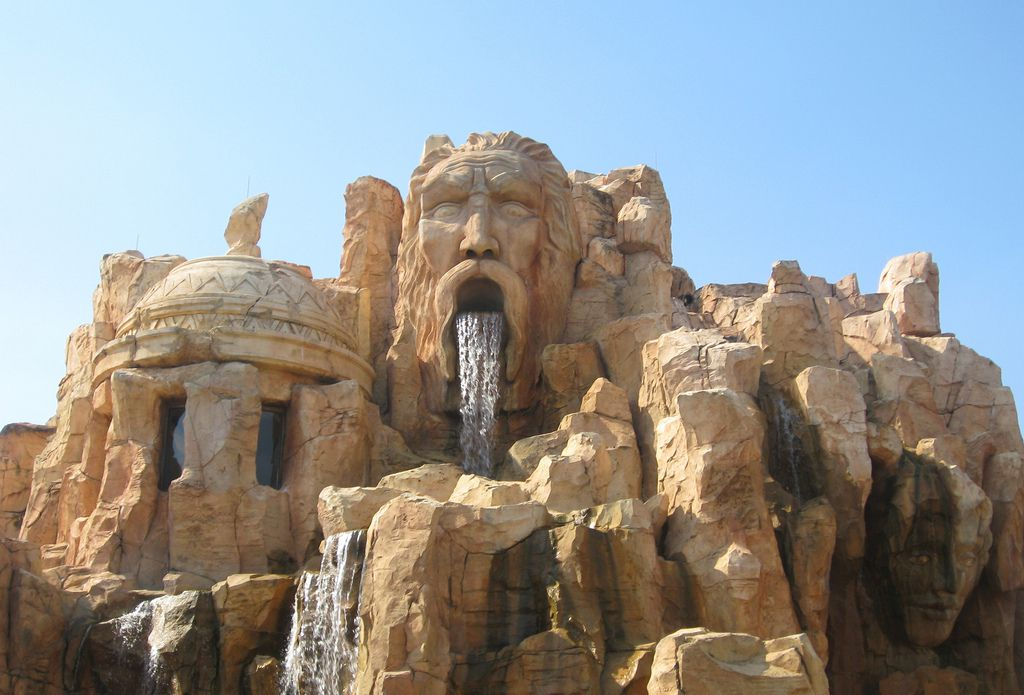 Floride - Islands of Adventure - Orlando - Mythos