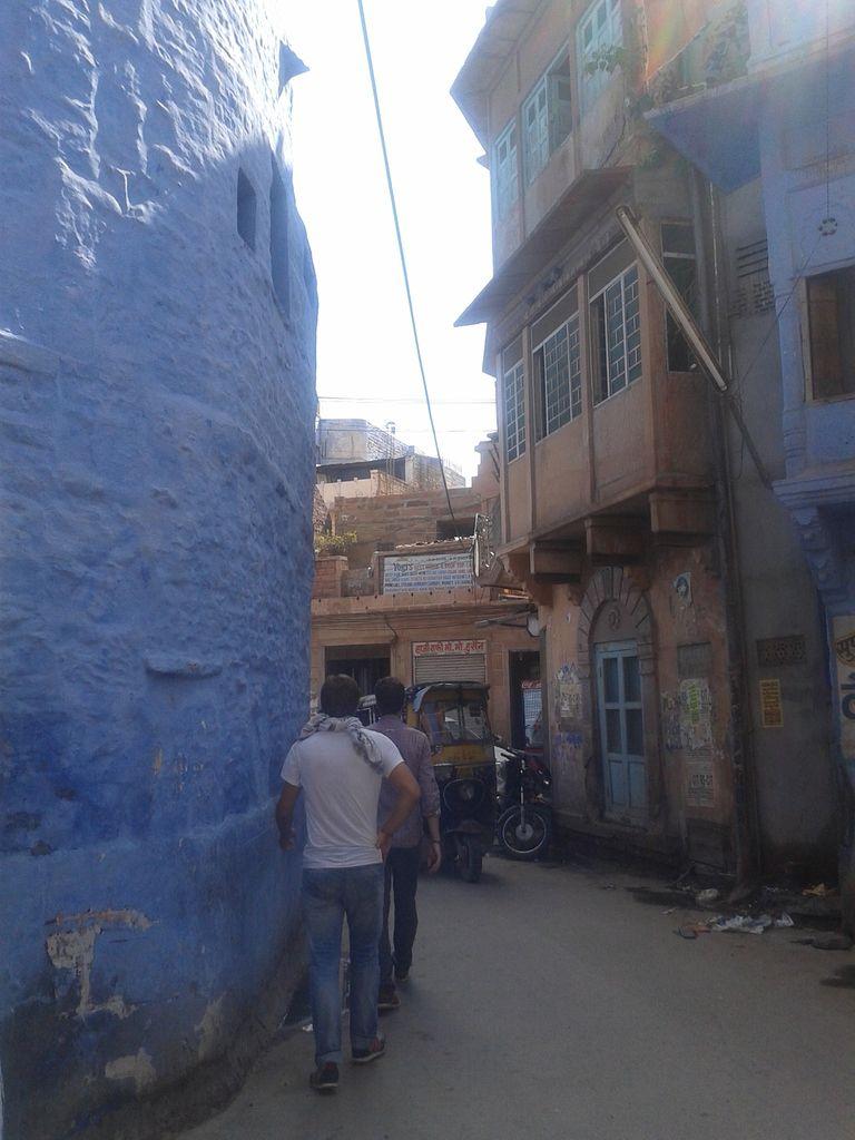 Jodhpur, la ville bleue