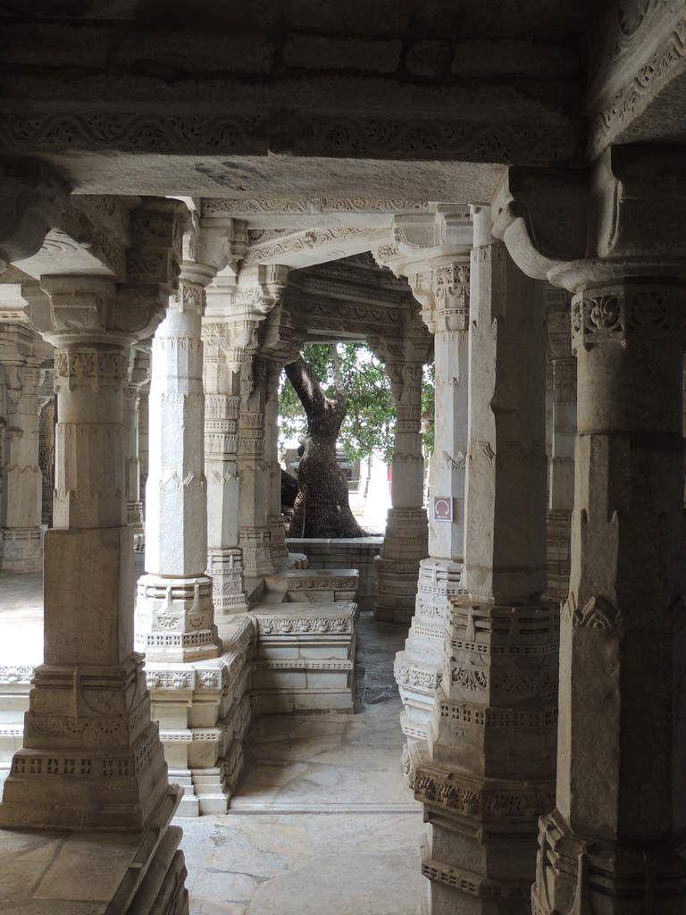 Le temple de Chaumukha