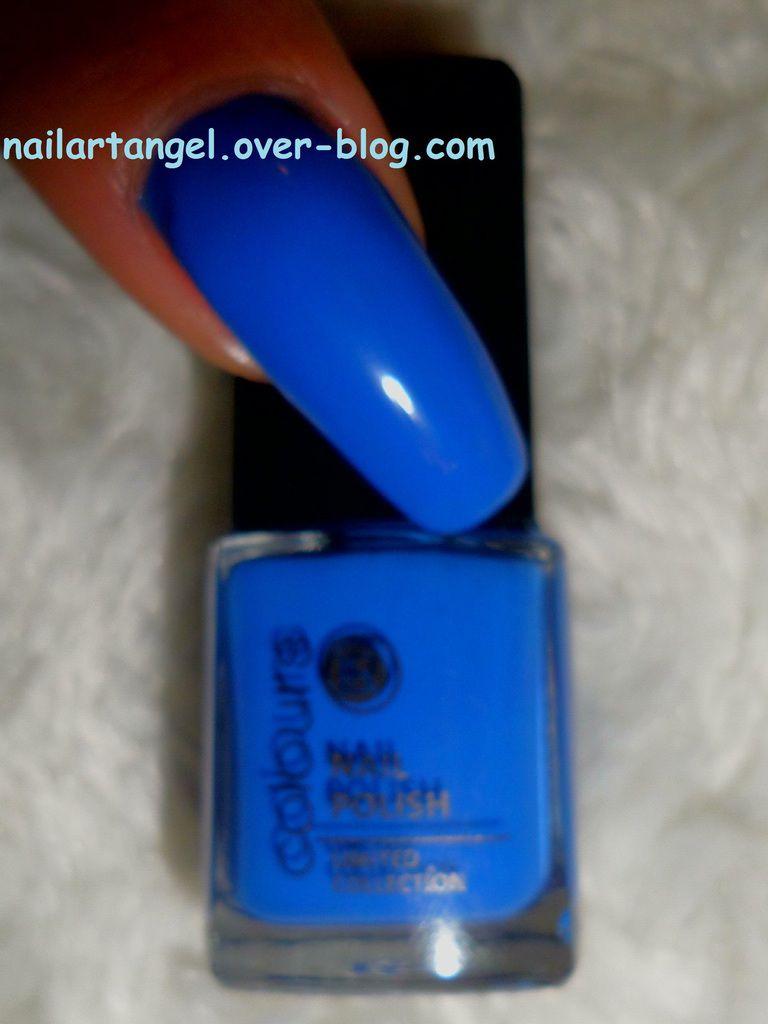vernis LR, présentation de vernis, manucure élégante, #vernis #bleu #nailartangel #manucure