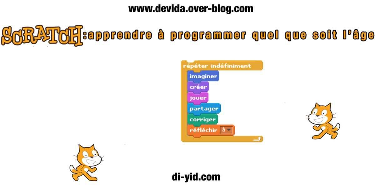 Scratch : la programmation pour tous