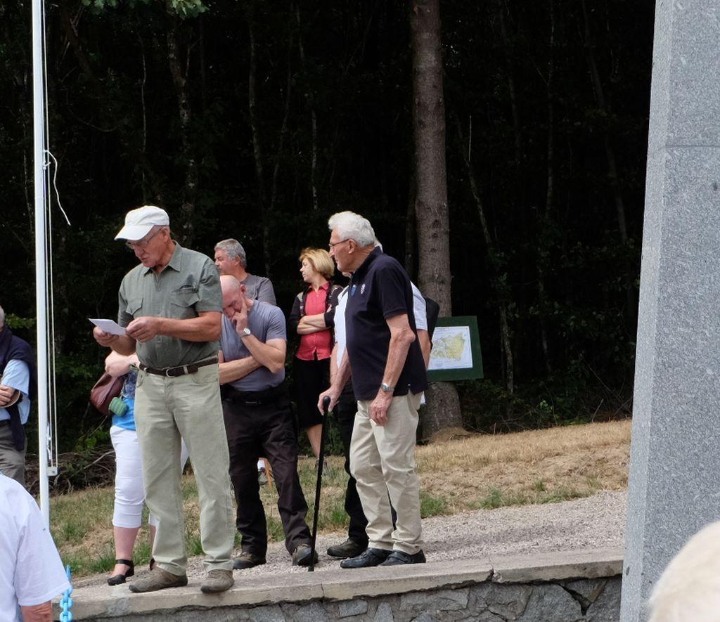 Maquis de Grandrupt de Bains : une histoire d'hommes