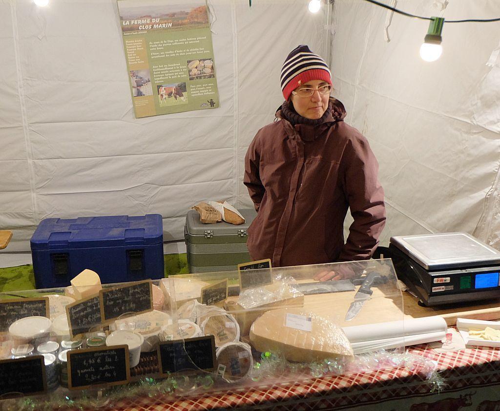 Beignets de pommes de terre et fromage fermier