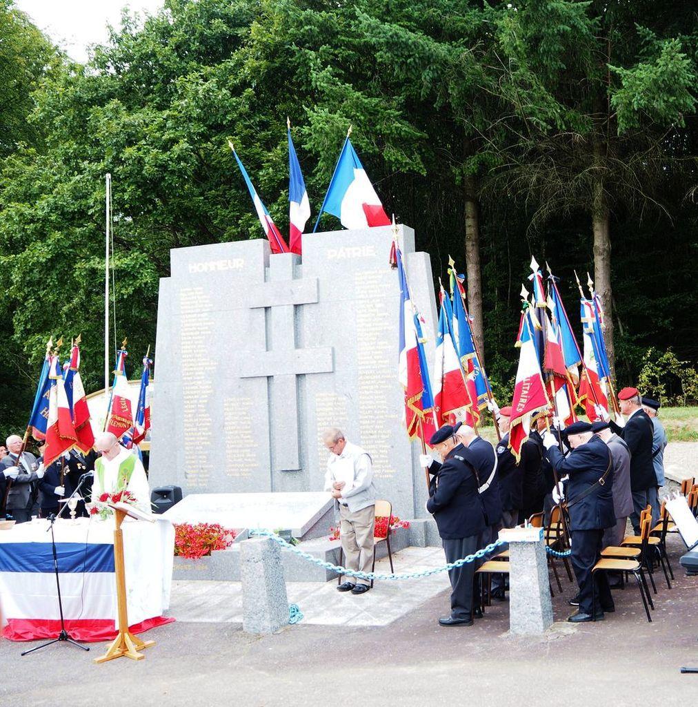 72 ème anniversaire du maquis de Grandrupt