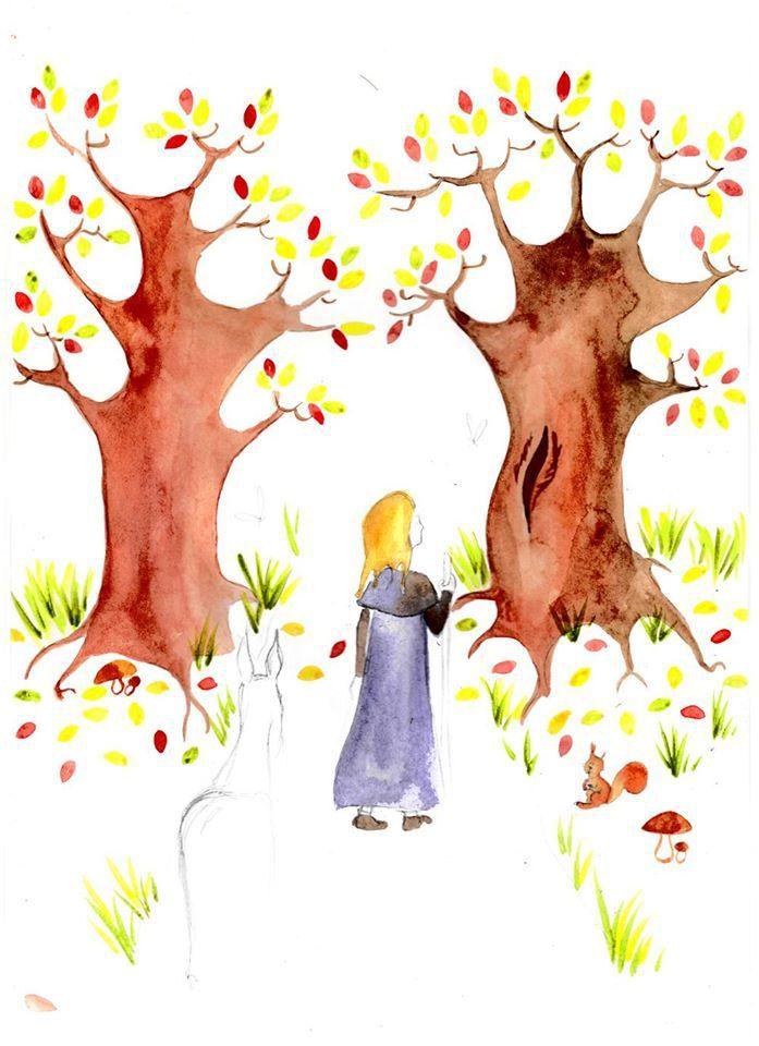 Stage Nature et Art-thérapie sous Coeur de Yourte
