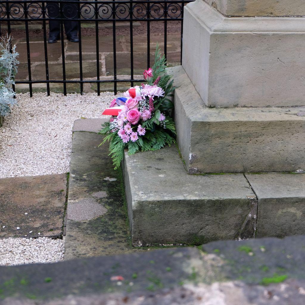 Monument aux Morts pour la France de Les Voivres