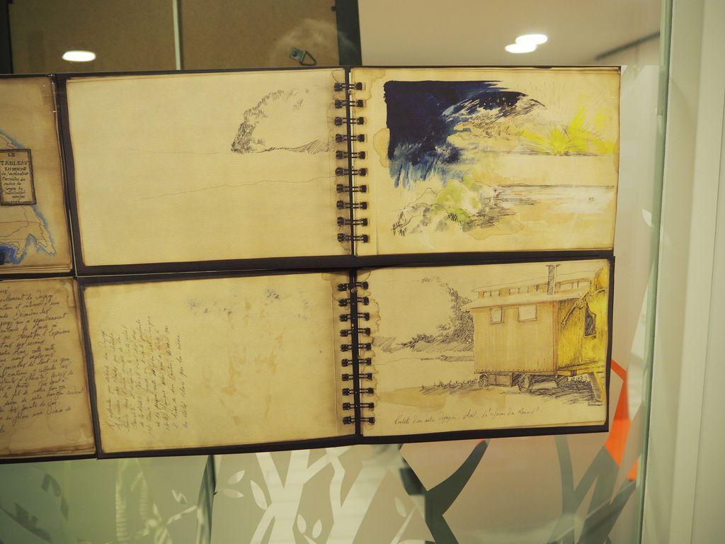Carnets de voyages de Nina Kck