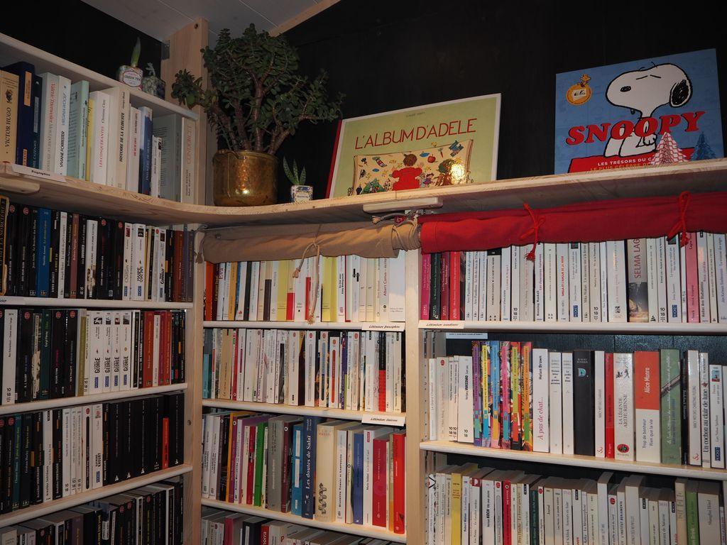 Soirée &quot&#x3B;Frissons&quot&#x3B; à la Librairie Ambulante