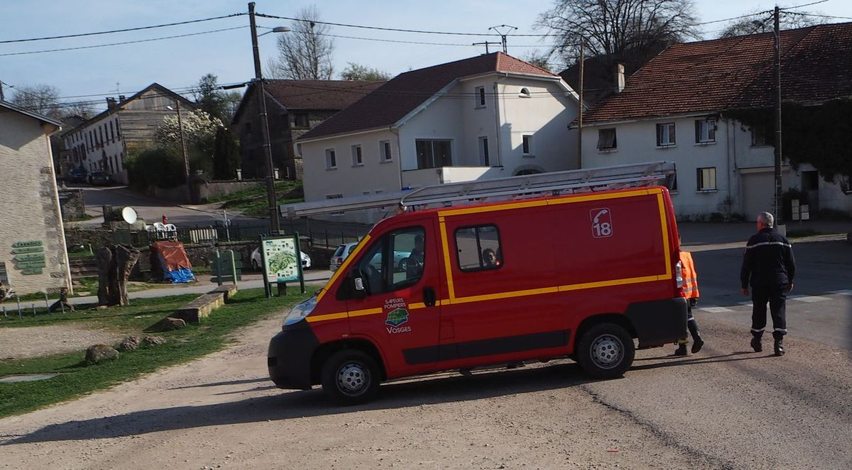 Formation topographique des Jeunes Sapeurs Pompiers de la Vôge