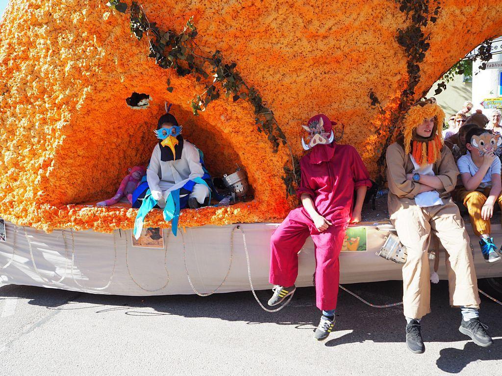 Le roi Carnaval n'est pas mort