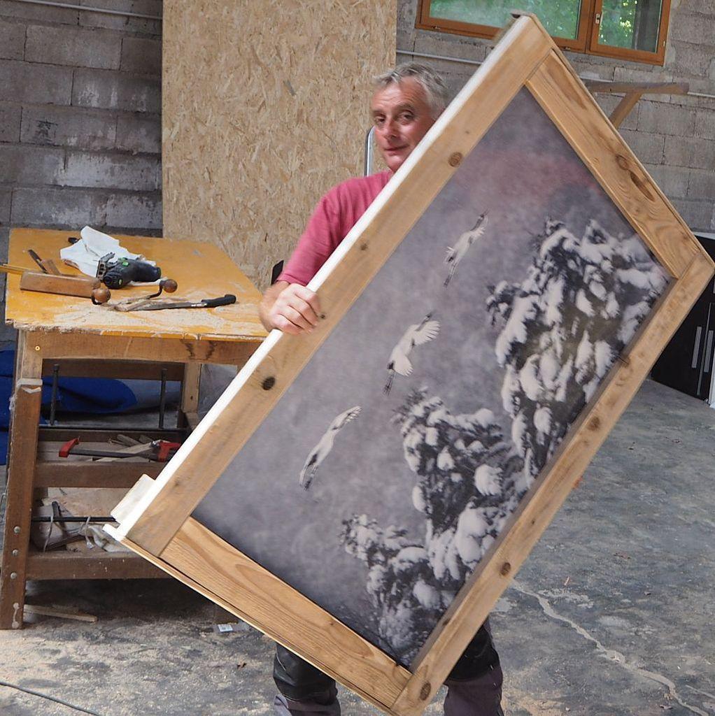 D'Ici et D'Ailleurs reçoit les photographies de Vincent Munier