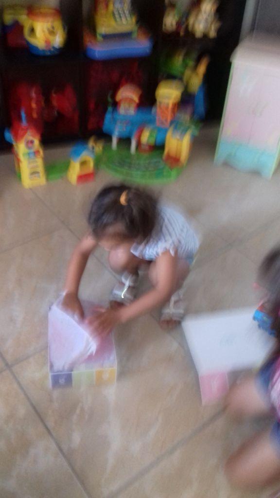 Mïya fête ses 3 ans