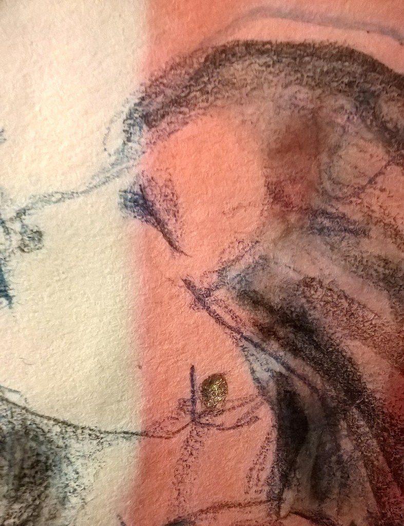 Fragment 70 - Ni peindre ni écrire, reposante