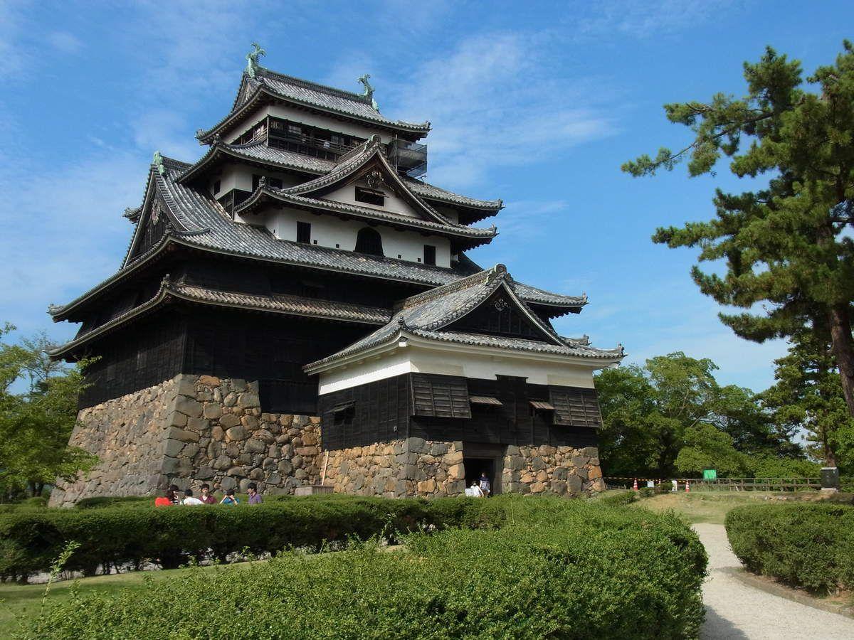 Préf. de Shimané : Matsué 松江 (litt.la &quot&#x3B;jetée aux pins&quot&#x3B;)