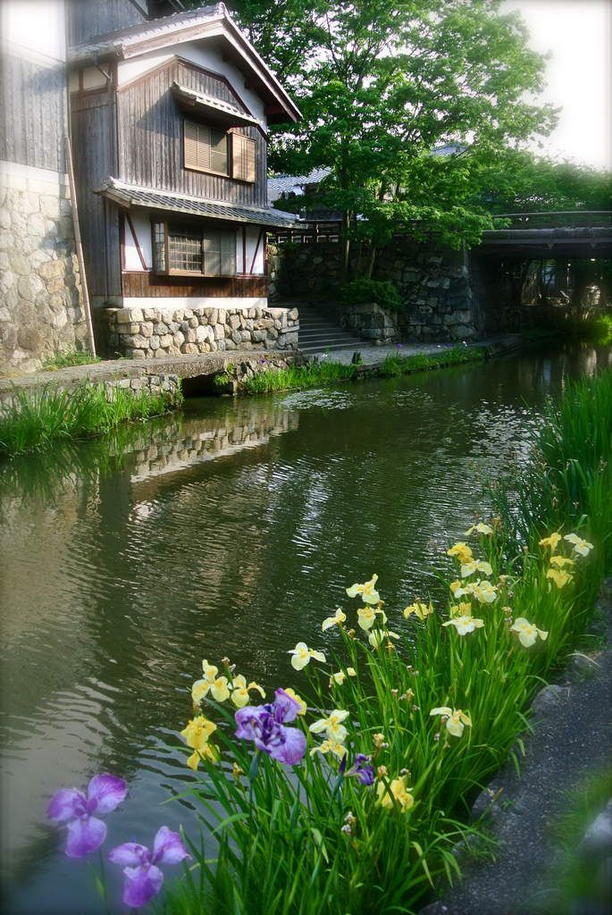 Préf. de Shiga : Ômihatchiman 近江八幡
