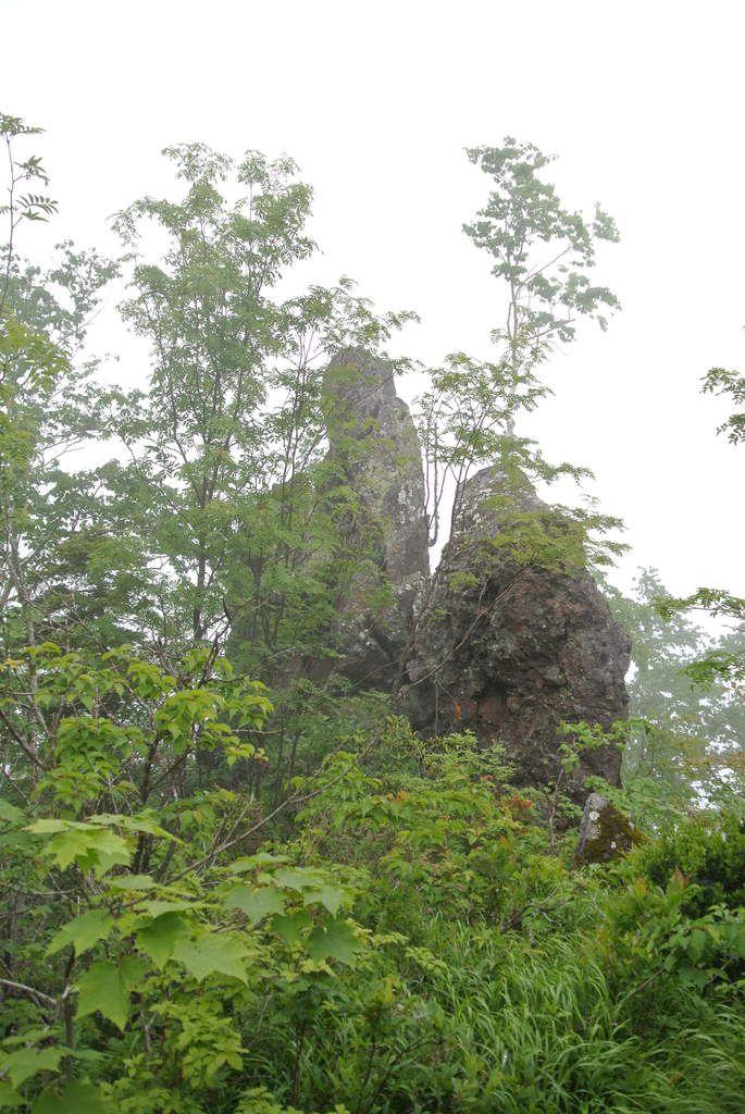 Hokkaïdo: Dans le parc national de Daisetsuzan  大雪山