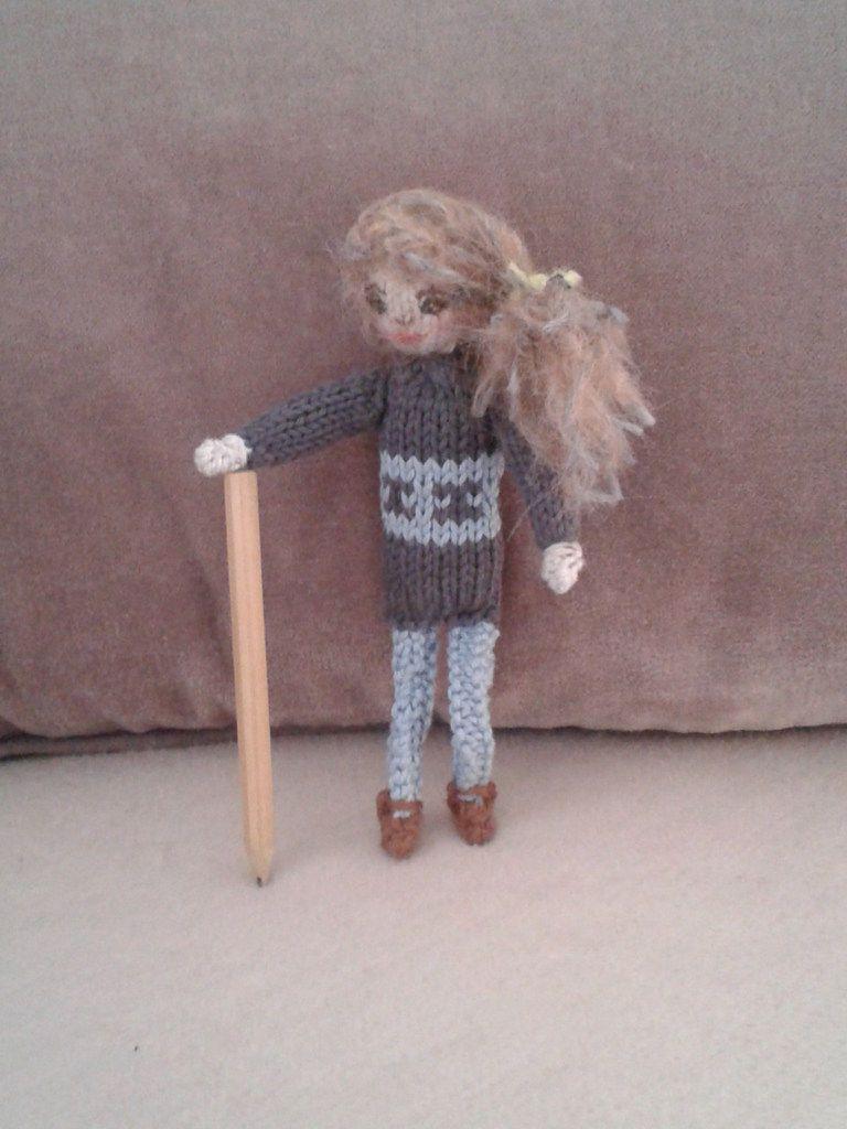 Une poupée miniature (suite et fin) :
