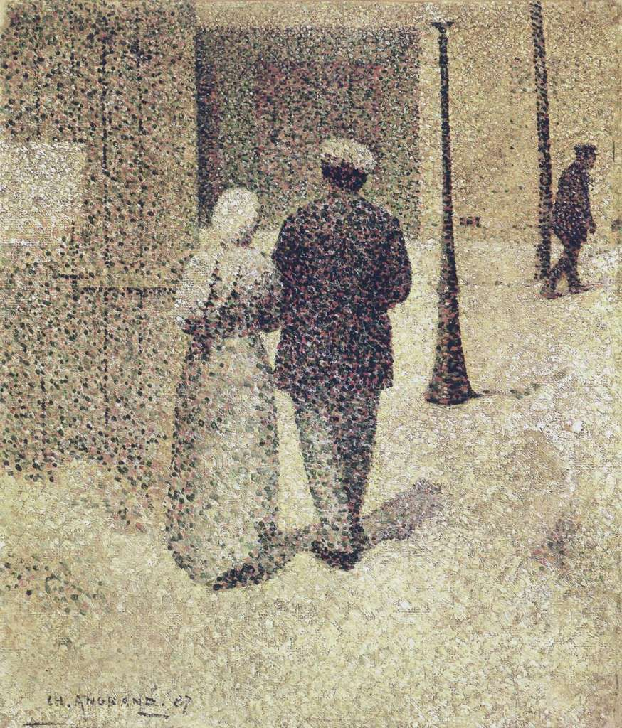 The Couple in the Street