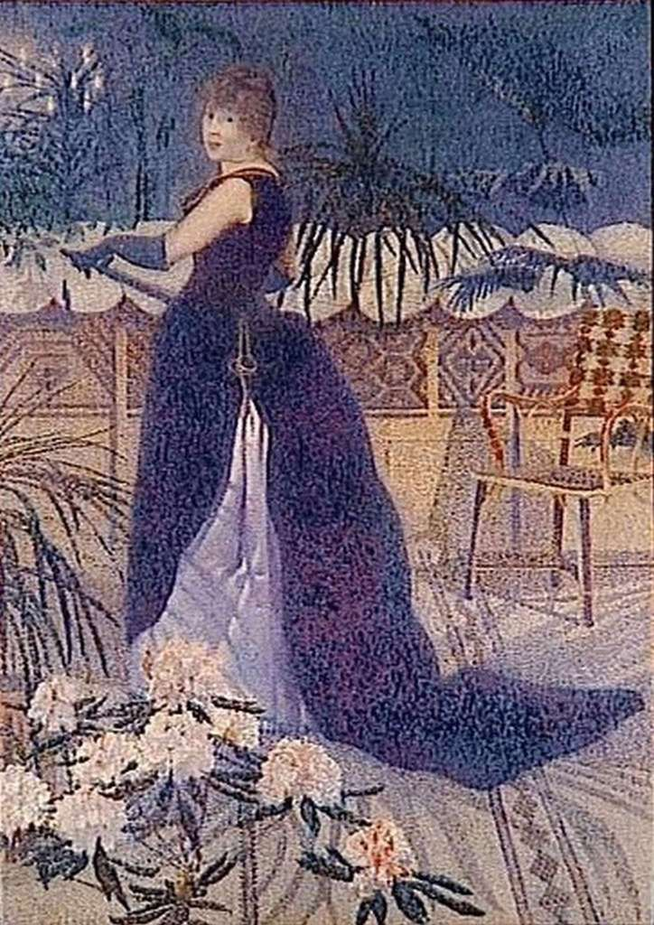 Madame Hector France, 1891