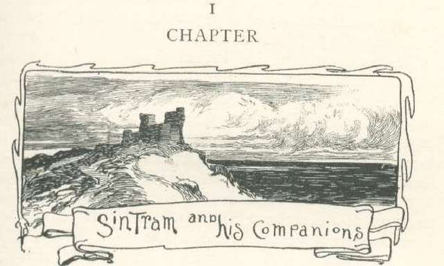 The castle of Sintram's father