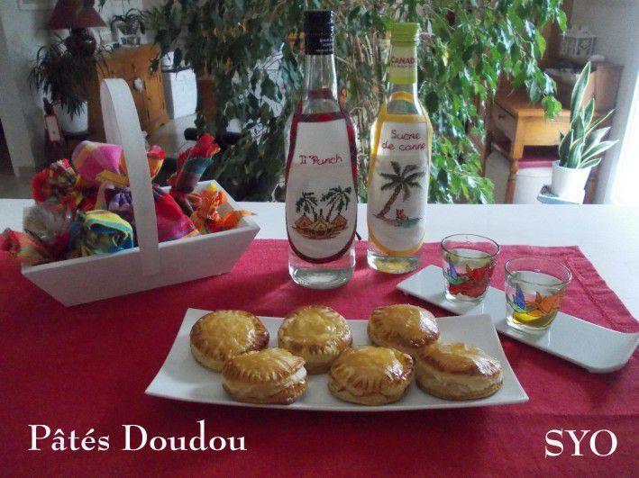 """Les """" Pâtés Doudou """" du Petit Bistro de Mamigoz"""