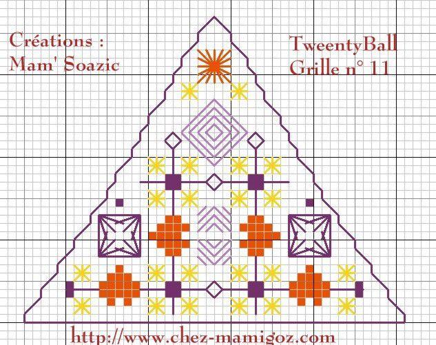 SAL Libre: TweentyBall  Parties 11 et 12