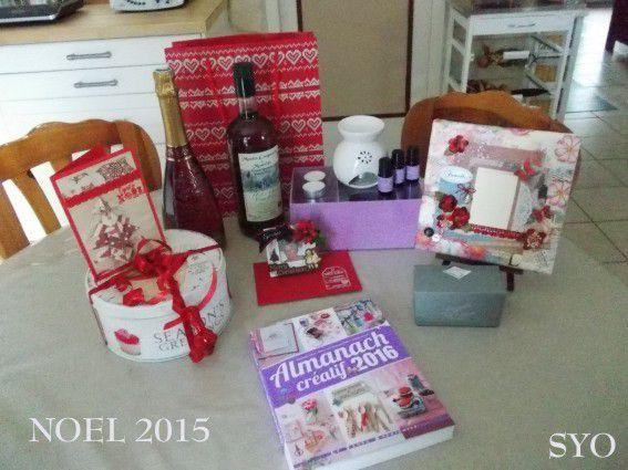 Mon Joyeux Noël 2015... Trop Bien!