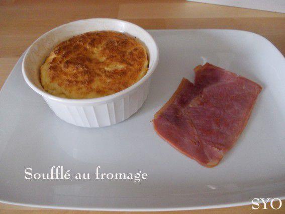 Le Soufflé au Fromage du Petit Bistro