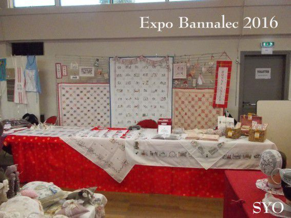 Expo-vente de Bannalec 2016 : les photos.