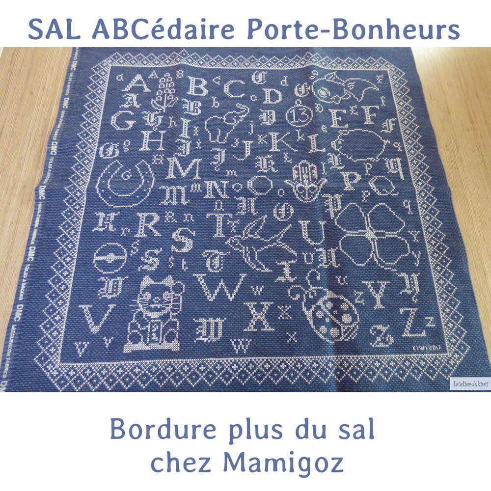 ABCédaire  Porte-Bonheurs, Vos ouvrages