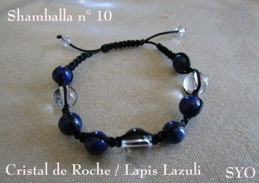 Shamballa  N° 10: Calme, sommeil, sympathie