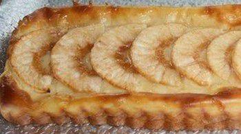 Flan parisien aux pommes