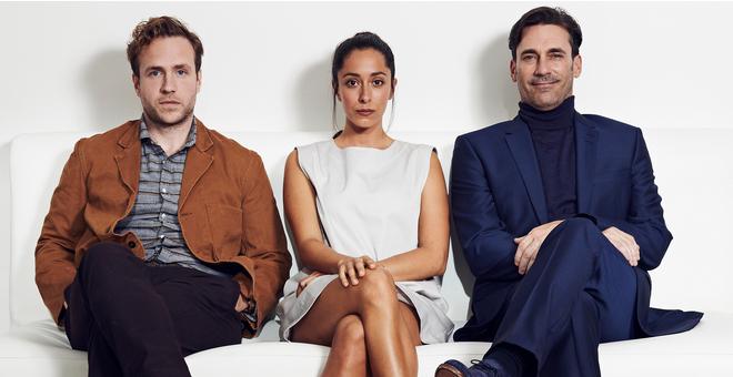 L'épisode spécial Noël du thriller d'anticipation technologique &quot&#x3B;Black Mirror&quot&#x3B; avec Jon Hamm (&quot&#x3B;Mad Men&quot&#x3B;) sera diffusé le mardi 16 décembre sur Channel 4 : découvrez la bande annonce