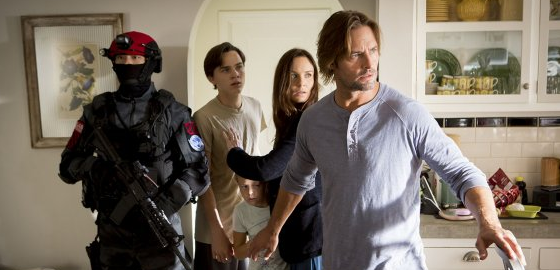 USA Network commande la série d'invasion extra-terrestre &quot&#x3B;Colony&quot&#x3B; avec Josh Holloway (&quot&#x3B;Lost&quot&#x3B;) et Sarah Wayne Callies (&quot&#x3B;The Walking Dead&quot&#x3B;)