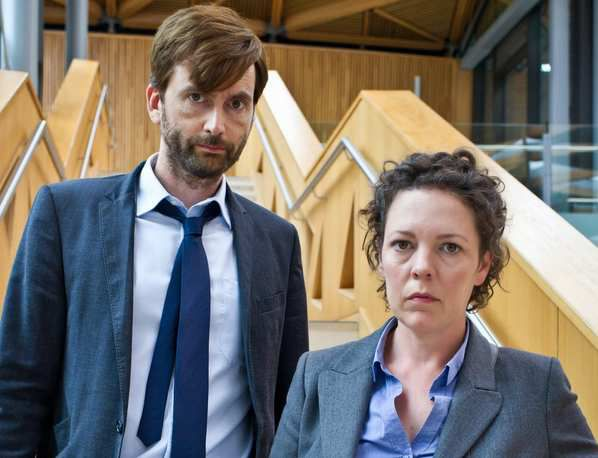 ITV1 reconduit &quot&#x3B;Broadchurch&quot&#x3B; pour une saison 3 : record d'audience pour le final de la saison 2