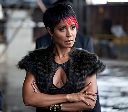 Jada Pinkett Smith (Fish Mooney) quitte &quot&#x3B;Gotham&quot&#x3B; à l'issue de la saison : retour de la série le 13 avril sur FOX