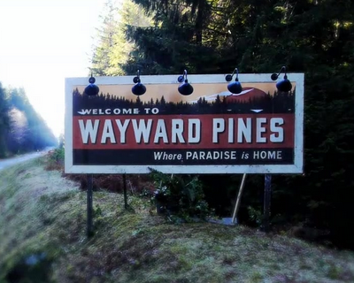 FOX lance ce jeudi soir le thriller &quot&#x3B;Wayward Pines&quot&#x3B; avec Matt Dillon et Terrence Howard (&quot&#x3B;Empire&quot&#x3B;)