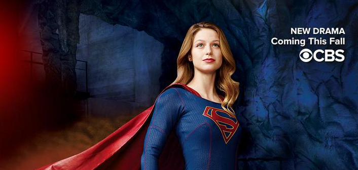 Découvrez la bande annonce VOST de &quot&#x3B;Supergirl&quot&#x3B;, le drama événement de CBS avec Melissa Benoit et Calista Flockhart