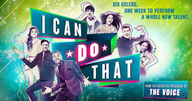 NBC lance ce mardi le divertissement &quot&#x3B;I Can Do That&quot&#x3B; avec Cheryl Burke, Joe Jonas, Nicole Scherzinger, Ciara, Jeff Dye et Alan Ritchson (bande annonce)