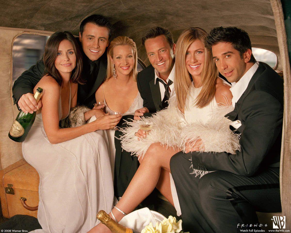 Warner Bros envoie des lettres pour extorquer 20$ à ceux qui ont téléchargé la série &quot&#x3B;Friends&quot&#x3B;