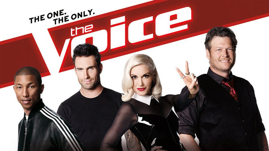 Adam Levine, Blake Shelton, Pharrell Williams et Gwen Stefani seront les coachs de la saison 9 de &quot&#x3B;The Voice&quot&#x3B;