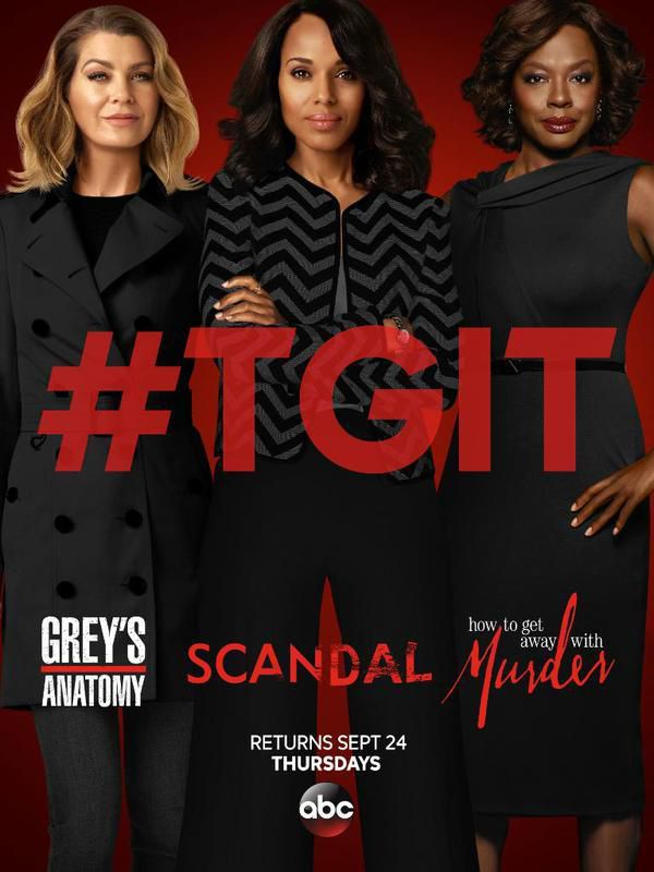 Les castings de &quot&#x3B;Grey's Anatomy&quot&#x3B;, &quot&#x3B;Scandal&quot&#x3B; et &quot&#x3B;How To Get Away With Murder&quot&#x3B; s'affichent pour le retour du TGIT sur ABC (bande annonce + photo)