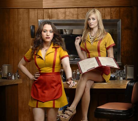 CBS annonce le lancement de la saison 5 de &quot&#x3B;2 Broke Girls&quot&#x3B; pour le jeudi 12 novembre, &quot&#x3B;Angel From Hell&quot&#x3B; avec Jane Lynch repoussé à février 2016