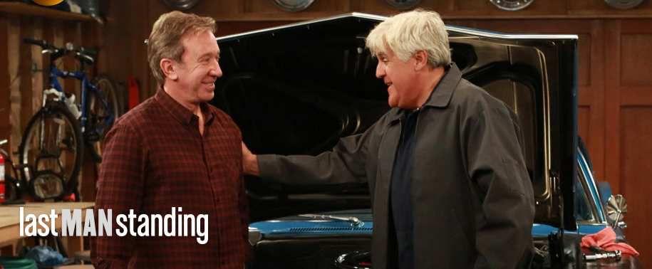 Audiences Vendredi 23/10 : Jay Leno offre à &quot&#x3B;Last Man Standing&quot&#x3B; sa meilleure audience depuis février