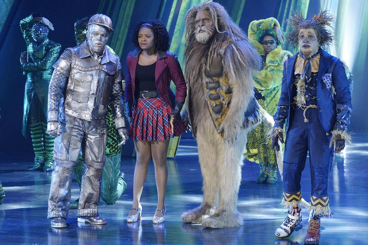"""The Wiz, Live!"" : 11.5 millions (NBC - 3 décembre)"