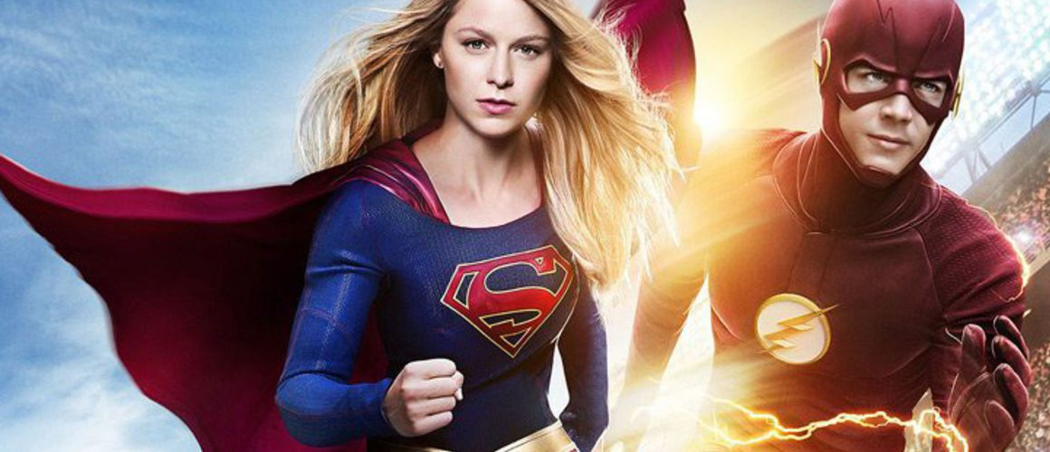 CBS diffuse ce lundi soir le premier cross-over entre &quot&#x3B;Supergirl&quot&#x3B; et &quot&#x3B;The Flash&quot&#x3B; (bande annonce)