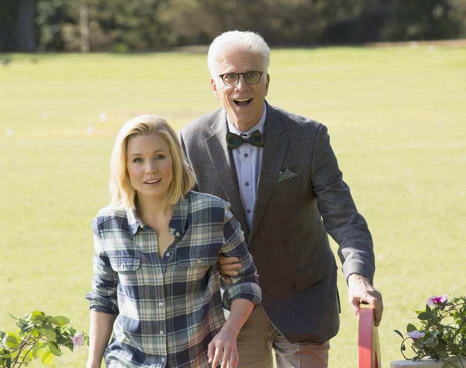 Découvrez les premières images de la nouvelle comédie de NBC &quot&#x3B;The Good Place&quot&#x3B; avec Kristen Bell et Ted Danson